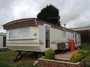 Caravan Window replacement in devon