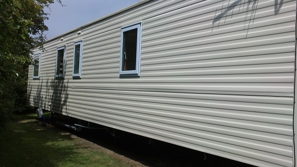 Caravan Windows Installed in Dorset