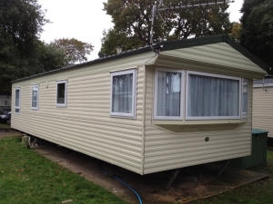caravan double glazed windows christchurch hampshire