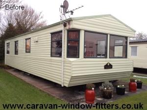 Static-Caravan-double-glazing-Trecco-bay-South-Wales
