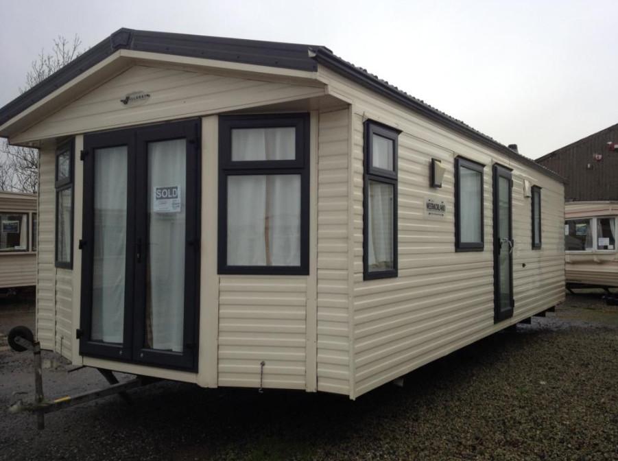 Static caravan double glazing windows and doors in Devon
