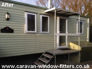 UPVC-Static-Caravan-double-glazing-Trecco-bay-South-Wales