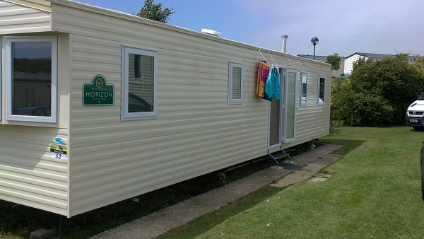 Weymouth Static Caravan Windows Doors