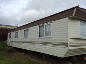 caravan double glazing windows doors installed