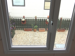 replacement static caravan double glazing in Brean sands, Somerset