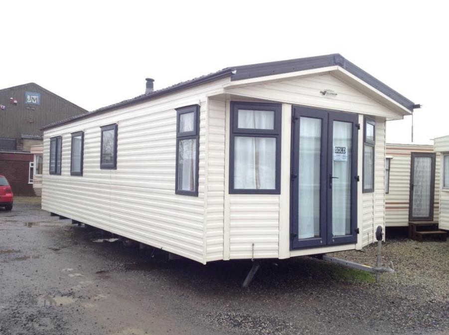 Slimline caravan double glazing installers in Devon