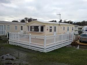replacement static caravan double glazing windows and doors