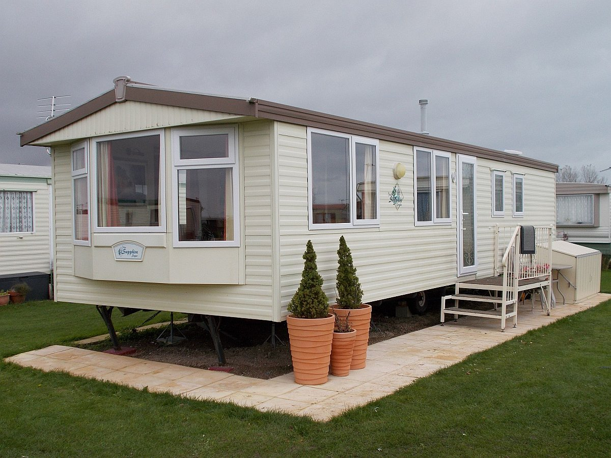 Double glazing for Caravans Slider