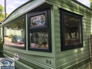 double glazing for caravans