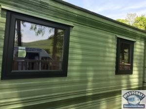 static caravan installations