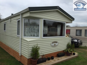static caravan installation in Ramsgate