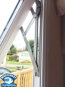 Slimline Double Glazed Windows opener