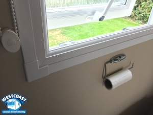 Caravan Internal Glazed Window