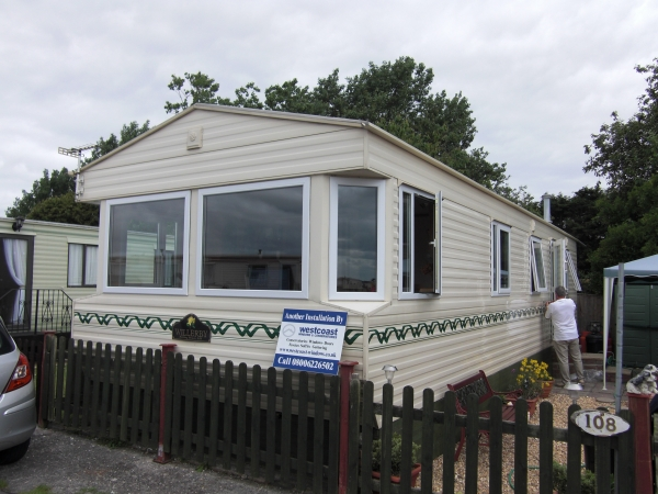static-caravan-double-glazing-installations-in-Happy-Valley-South-Wales