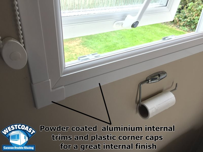 internal windows trims