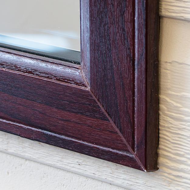 Mahogany windows & doors