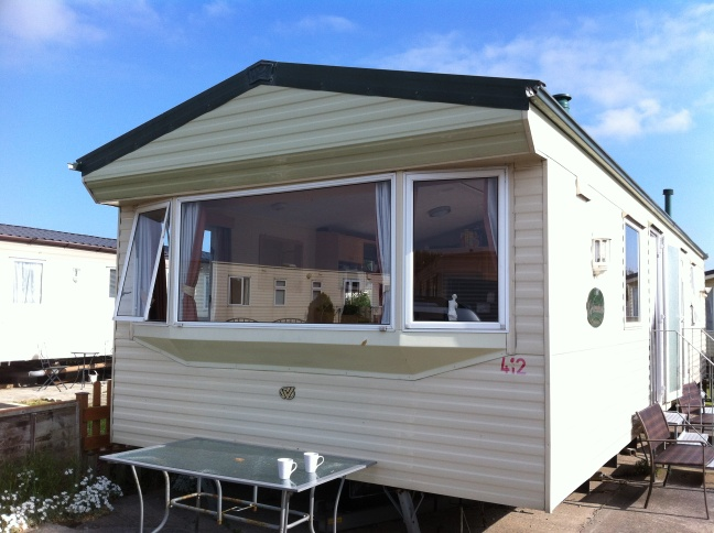 static caravan double glazing in Kent