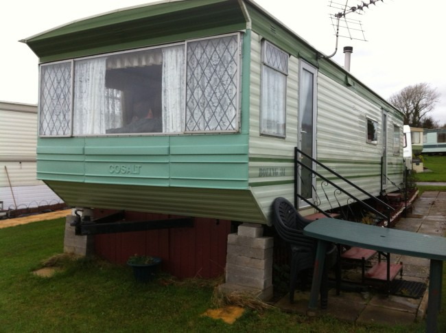Cosalt caravan double glazing windows doors