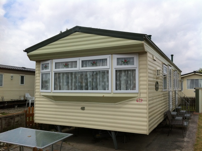 slimline static caravan double glazing in Kent