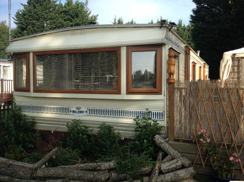 slimline caravan double glazing Northampton