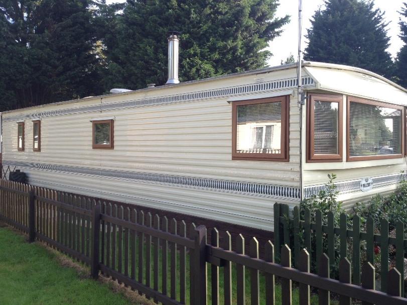 Replacement caravan double glazing Northamptonshire