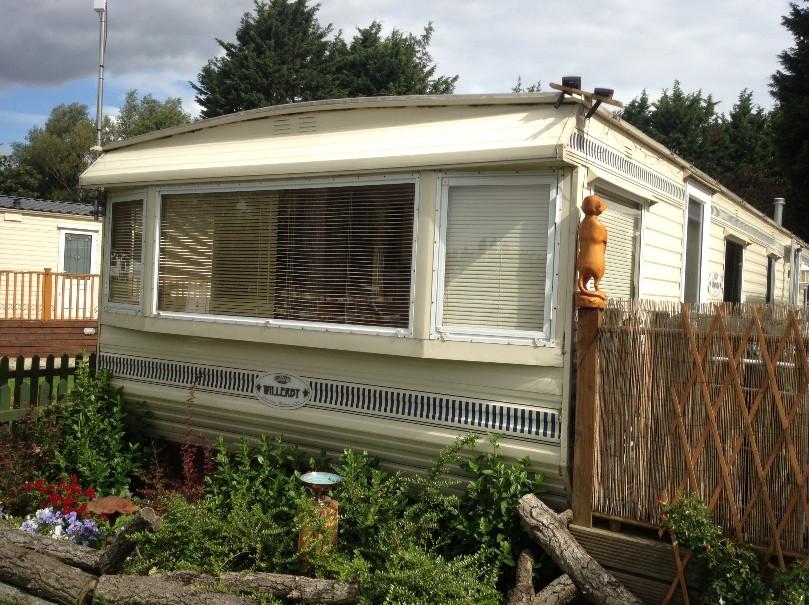 Static caravan double glazing Northamptonshire