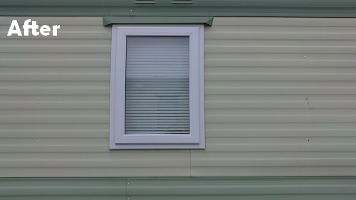 static caravan double glazing in Winchester, Hampshire