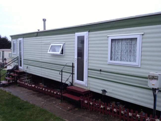 south wales static caravan installers