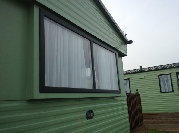 static caravan double glazing windows in Lancashire