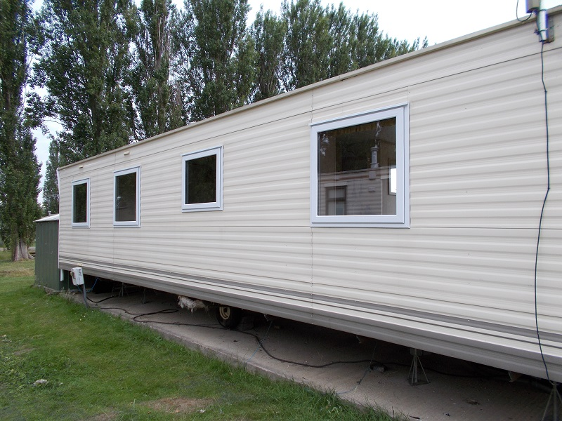 static caravan double glazing windows near Northamptonshire
