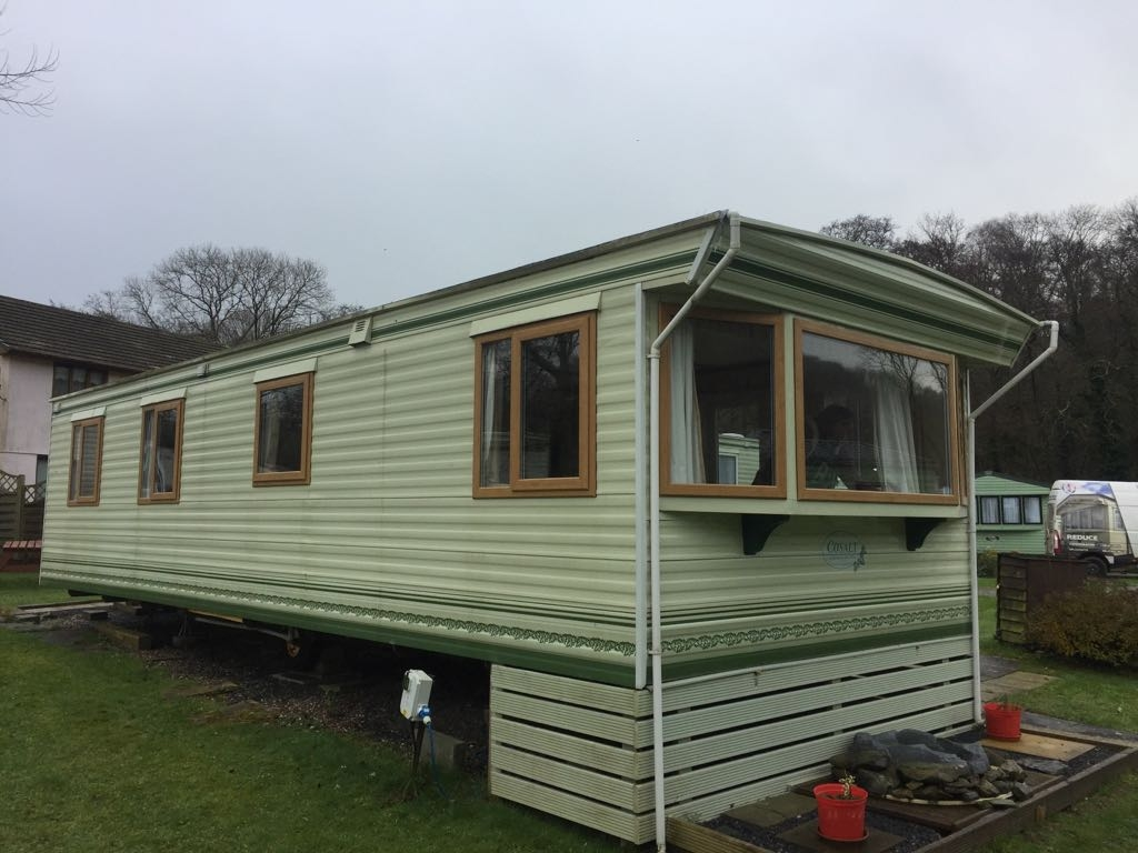 static caravan double glazing in Pembrokeshire and carmarthenshire
