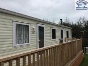 Replacement static caravan double glazing in Essex