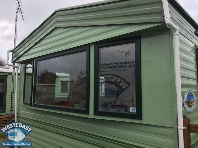 static caravan double glazing in Cumbria and the Lake District