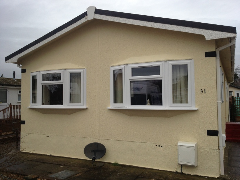 replacement double glazing for park homes