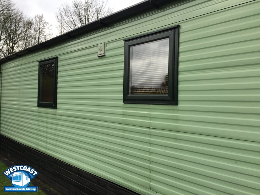 static caravan double glazing installers in South Wales